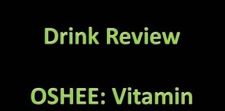 Drink-Review-OSHEE-Vitamin-Energy-Mojito-Flavor