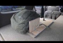Custom-4Runner-Storage-and-Sleeping-area